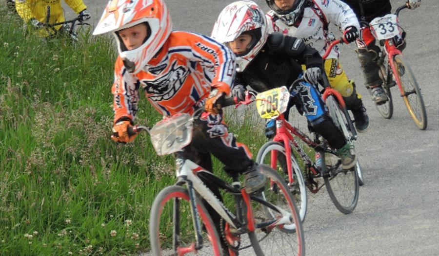bmx riders in Preston