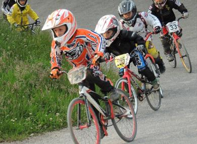 bmx riders in Preston