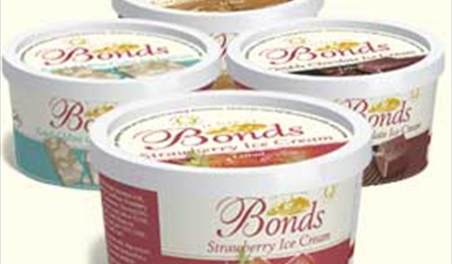 Bonds Ice Cream