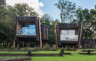 Luxury Studio Cabins - Cartford Inn