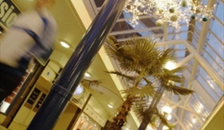 Charter Walk Shopping Centre