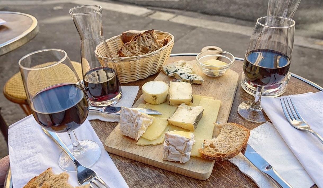 Cheese & Wine Matching Evening (Lytham)