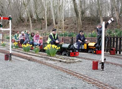 Cinderbarrow Railway