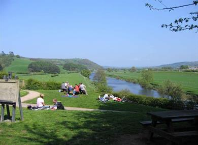 Crook O' Lune and Picnic Sites
