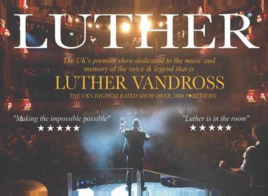 Luther VIVA Blackpool 2021