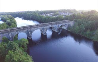 The Original Lune Aqueduct Cruise