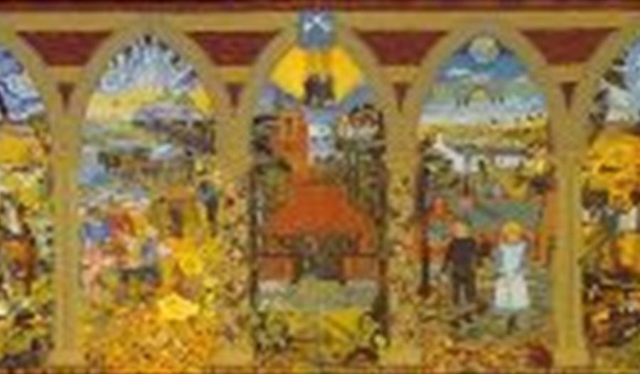 The St Annes Heritage Mural