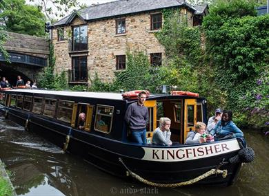 Lancaster Canal Boats