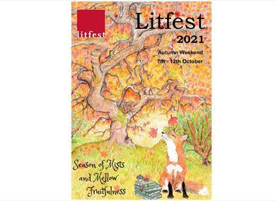Litfest Autumn Weekend 2021