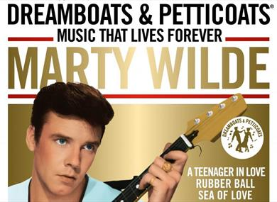 Marty Wilde Dreamboats and Petticoats 2022