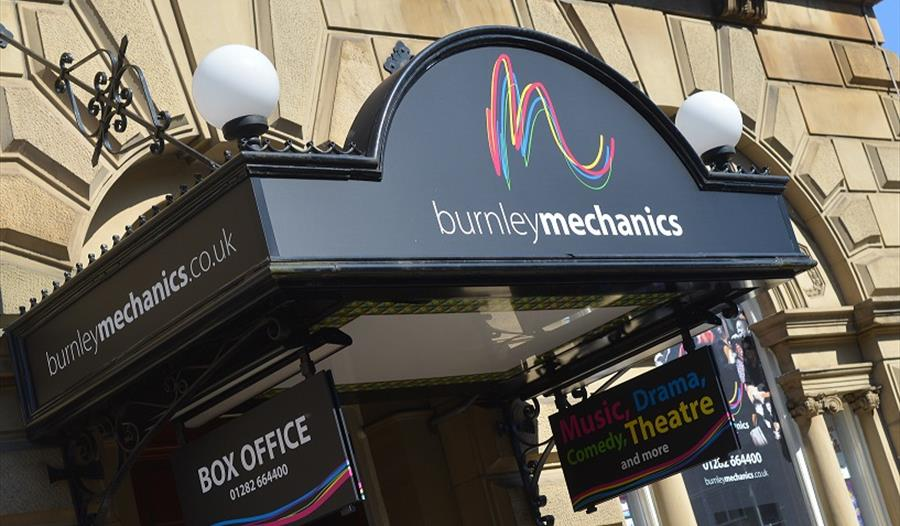 Burnley Mechanics Theatre
