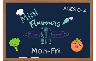 Mini Flavours Parent & Toddler Group