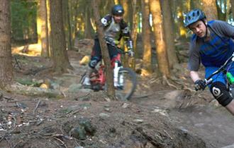 Healey Nab Mountain Bike Trails