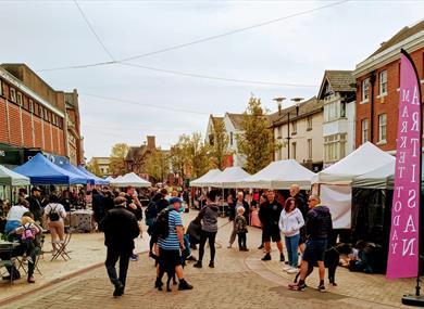 Ormskirk Outdoor Market