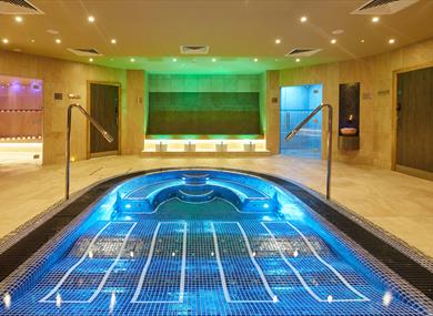 Inside Spa