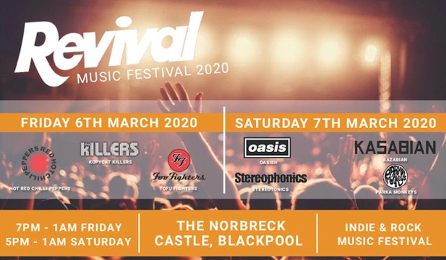 Revival Music Festival 2020