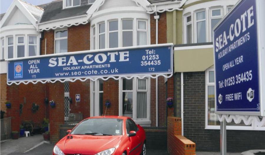 Sea-Cote Holiday Apartments