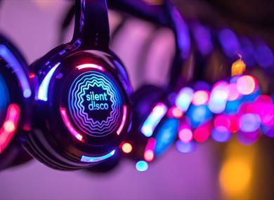 Silent Disco Lightpool Festival 2021