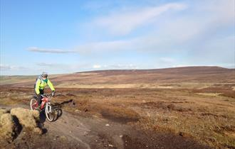 South Pennine Moors MTB