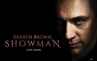 Derren Brown Promotional poster