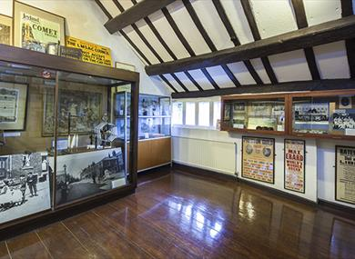 South Ribble Museum and Exhibition Centre