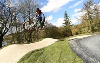 Stubbylee Park Off Road Bike Track