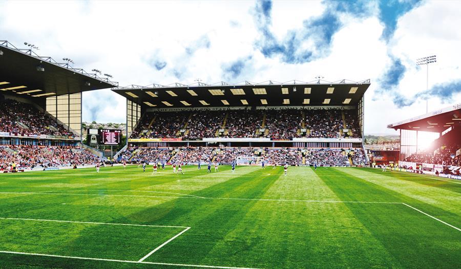 Burnley Football Club, Turf Moor