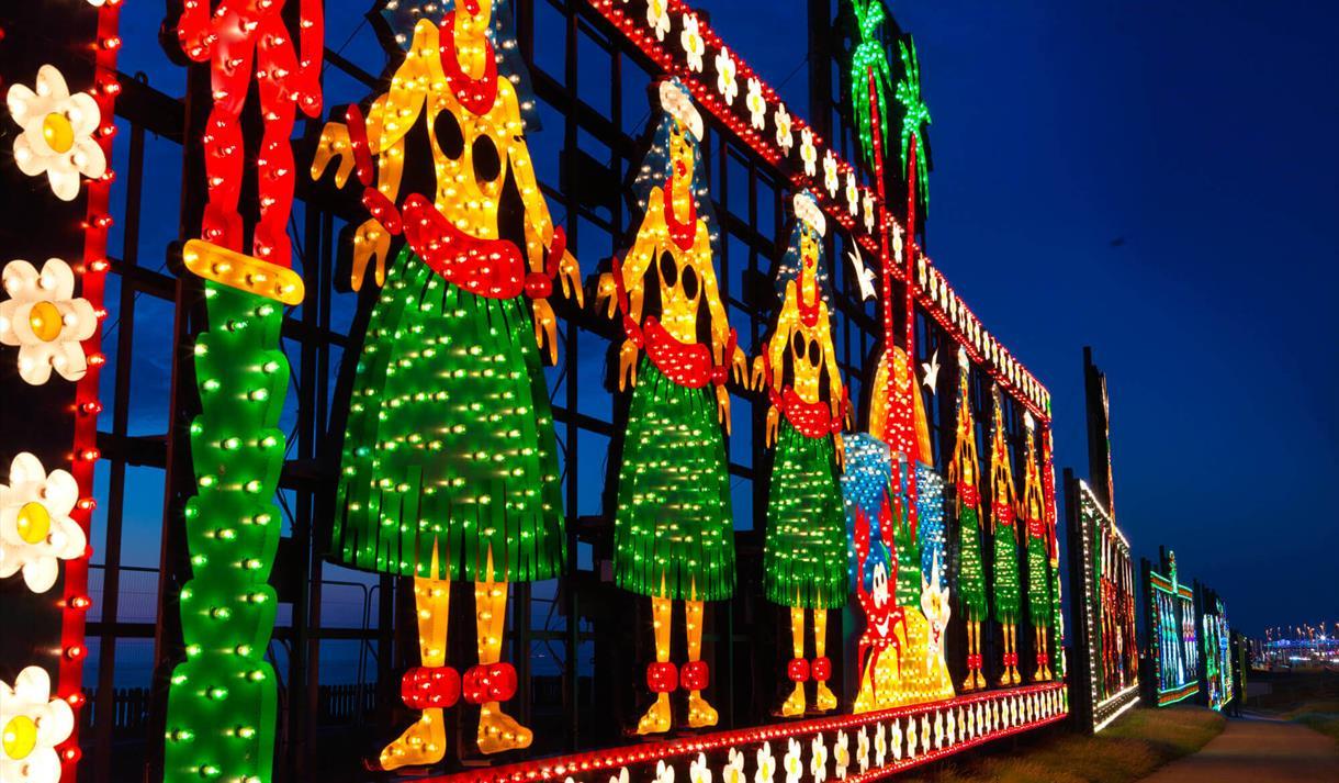 Blackpool Illuminations 2020