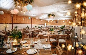 The Wellbeing Farm Quirky Wedding Show