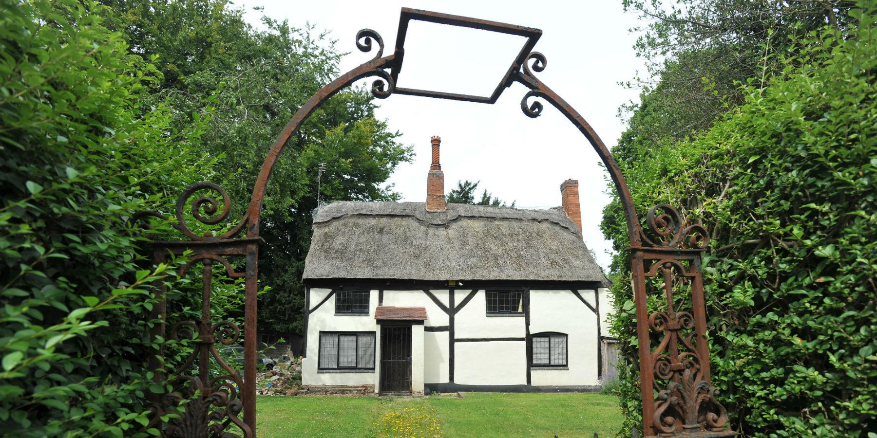 Visit Humberstone on Leicester's outskirts and see the legend-inspiring Humber stone along with tranquil gardens.