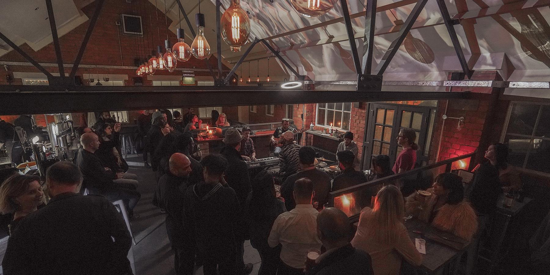 The Exchange - Bars, Eat and Drink in Leicester