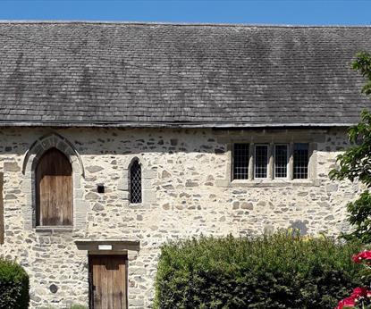 1620s House & Garden exterior