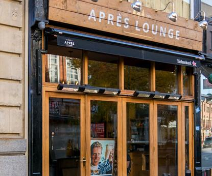 Apres Lounge - Bars, Eat & Drink in Leicester