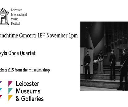 Asyla Oboe Quartet poster