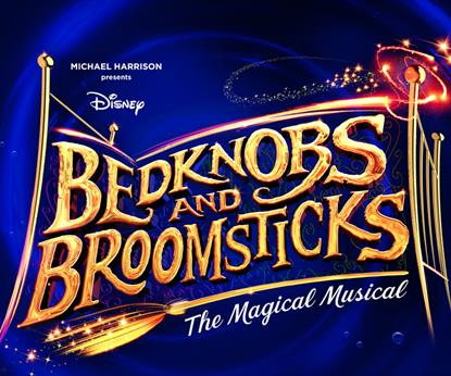 Bedknobs and Broomsticks poster
