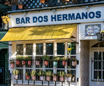 Bar Dos Hermanos, Bars - Eating and Drinking in Leicester