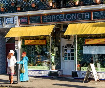 Barceloneta, Restaurants - Eating and Drinking in Leicester