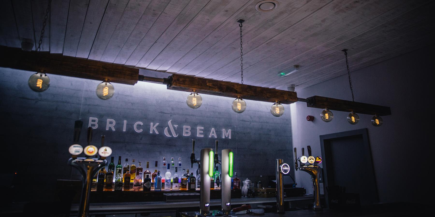 The Bar at the Brick and Beam