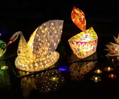 Waterside Diwali Celebration