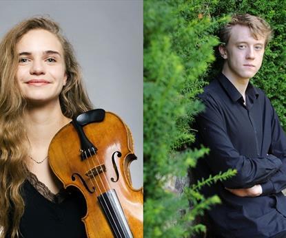 Charlotte Saluste-Bridoux & Joseph Havlat