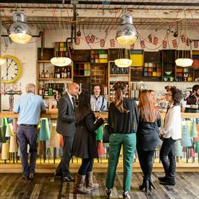 Cosy Club, Bars and Restaurant, Eating and Drinking in Leicester