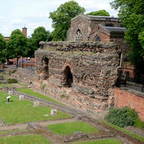 Jewry Wall Museum - See & Do in Leicester