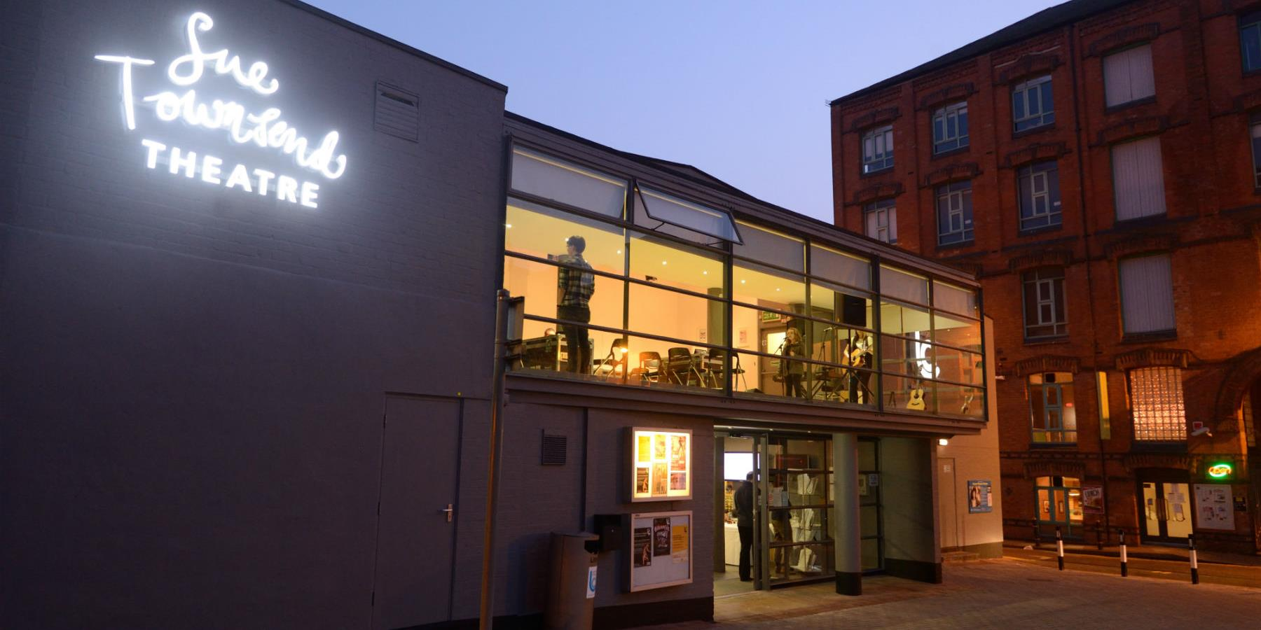 Sue Townsend Theatre - Attractions, See & Do in Leicester