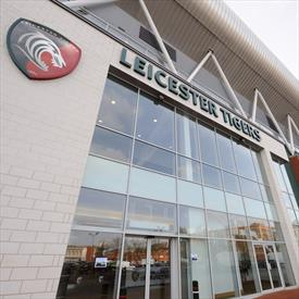 Leicester Tigers, Rugby Union - See & Do in Leicester