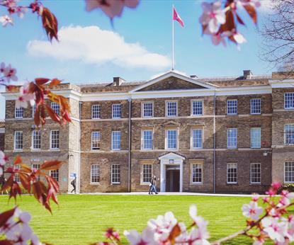 The University of Leicester