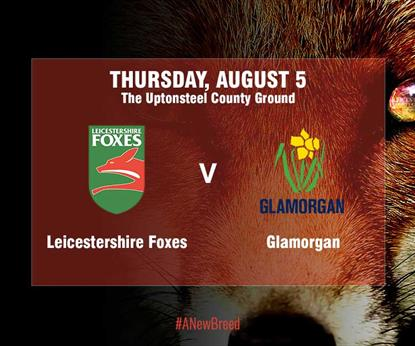 Leicestershire Foxes v Glamorgan