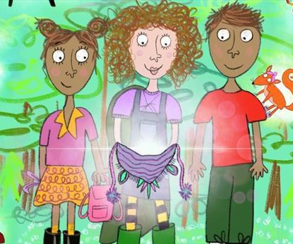 Childrens book image