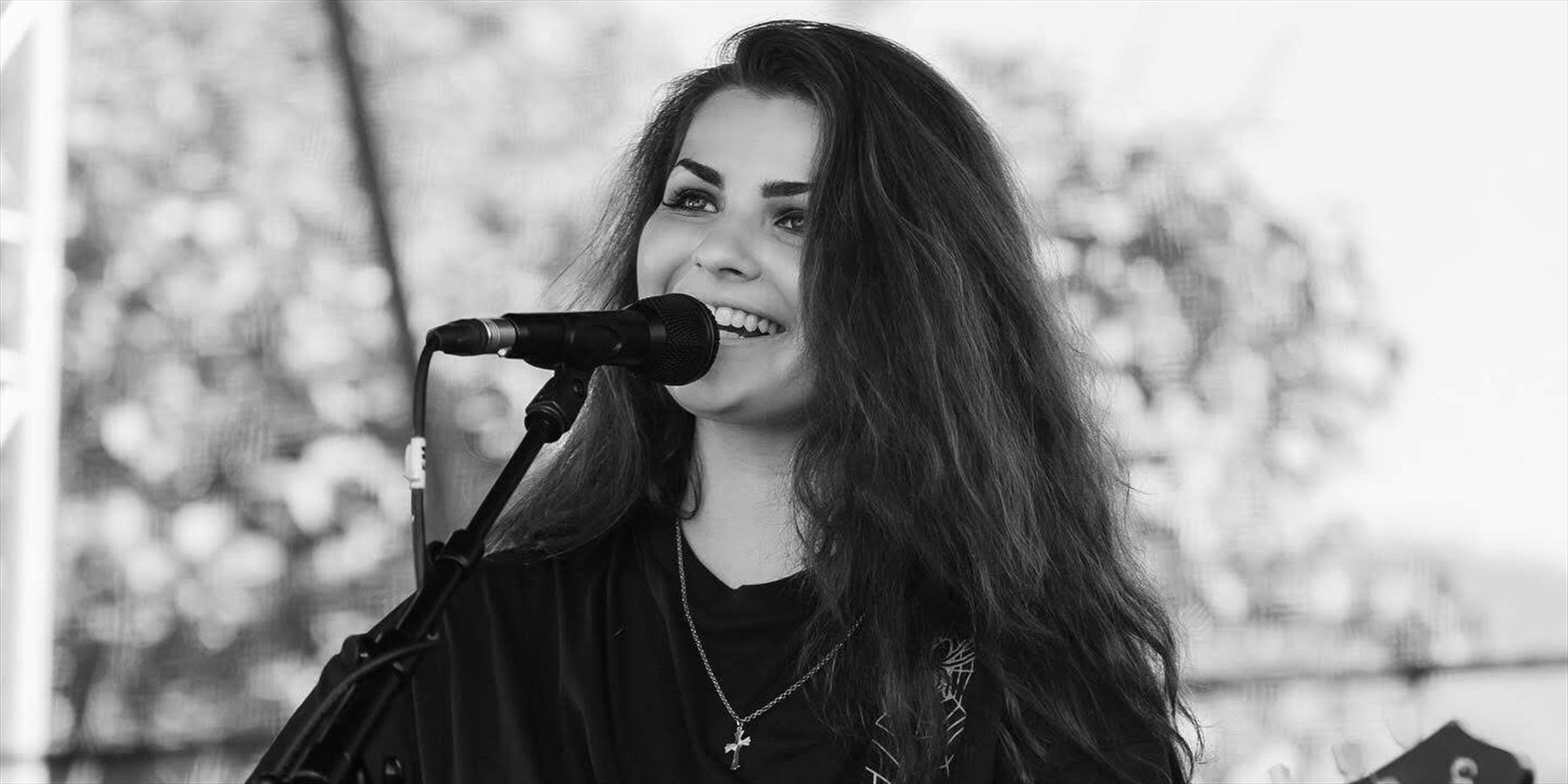 Photo of singer-songwriter Greysha