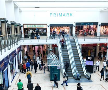 Haymarket Shopping Centre -