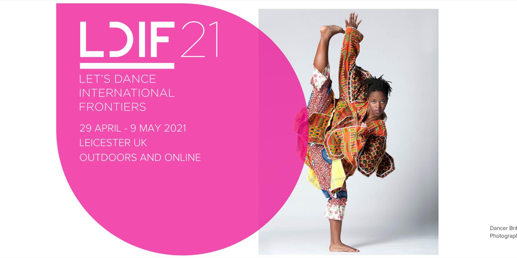 Let's Dance International Frontiers 2021